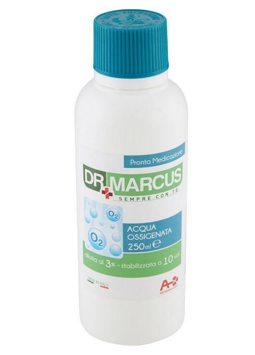 ACQUA OSSIGENATA DR.MARCUS 250ml 1pz