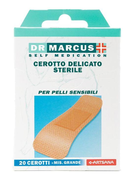 CEROTTI DR.MARCUS DELICATO GRANDE 20pz