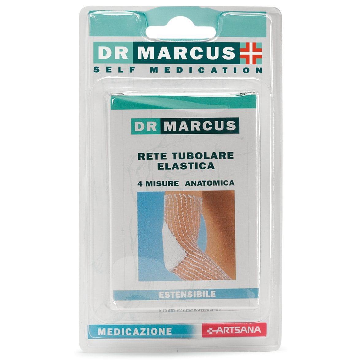 BENDA DR.MARCUS RETE TUBOLARE 4pz