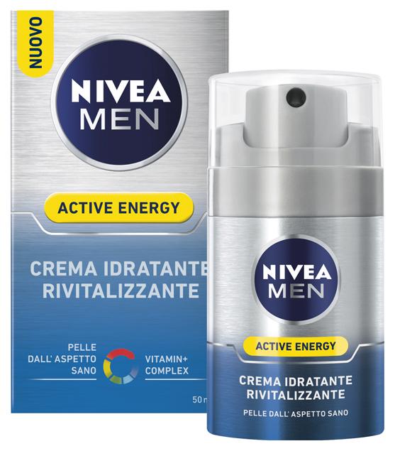 CREMA NIVEA F/M ACT ENERG RIVIT ACTIV 50ml C6x47
