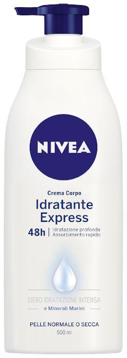 CREMA NIVEA BODY FLU 500ml DOS IDRAT C12x15x4 BIA