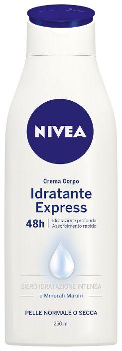 CREMA NIVEA BODY FLU 250ml IDRATANTE EXPR BIANCO