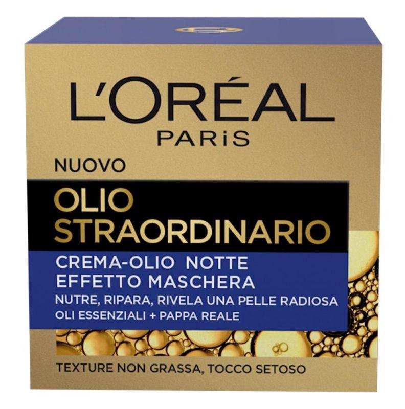 CREMA L'OREAL OLIO STRAORD CR 50 NOTTE C6x26 EFF MASCH