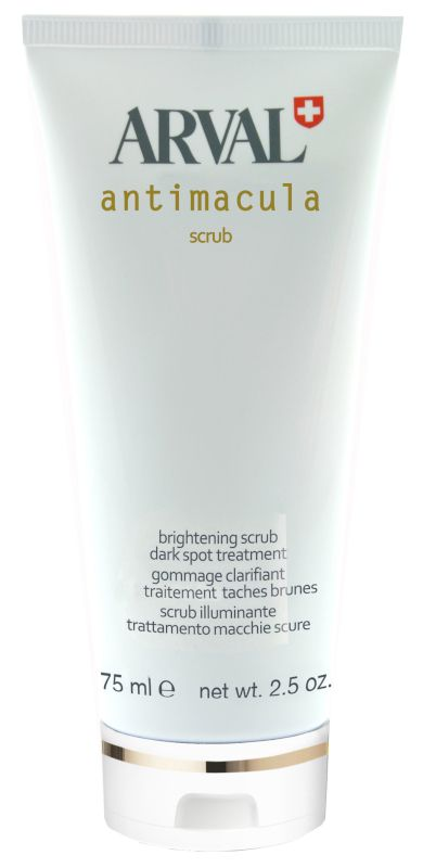 SCRUB VISO ARVAL ANTIMACULA brightening scrub tb 75ml