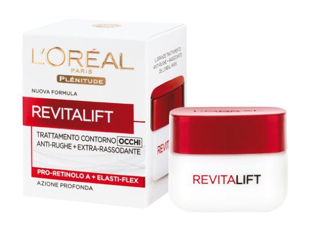 CREMA L'OREAL REVITALIFT CR OCCHI 15 C6x41 STR ROSSA