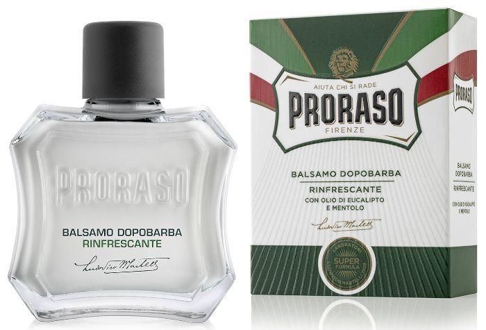 DOPOBARBA PRORASO BALSAMO 100ml RINFRESCANTE C6 AFTER SHAVE