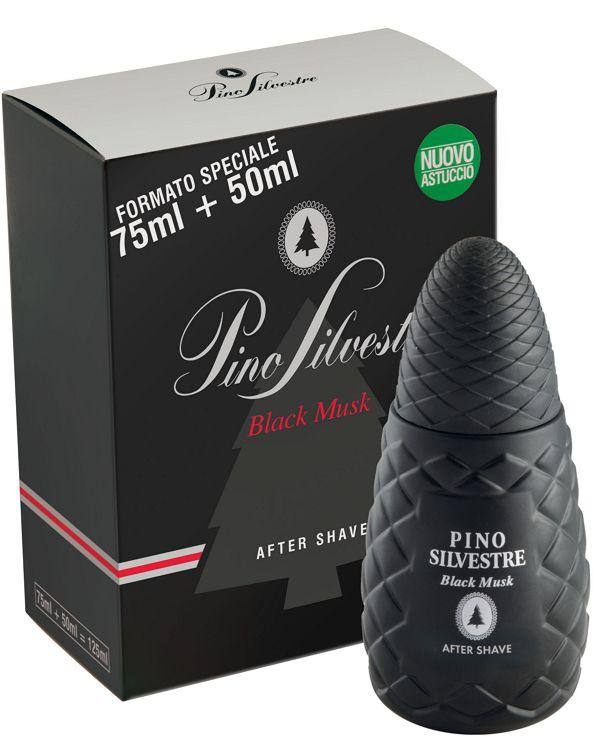 DOPOBARBA PINO SILVESTRE 75+50ml BLACK MUSK