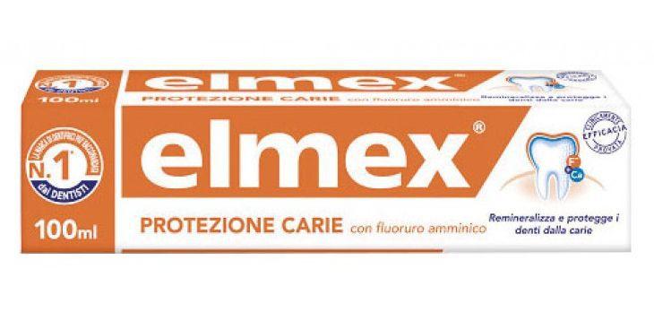 DENTIFRICIO ELMEX PROTEZIONE CARIE 100ml 1pz ARANCIO