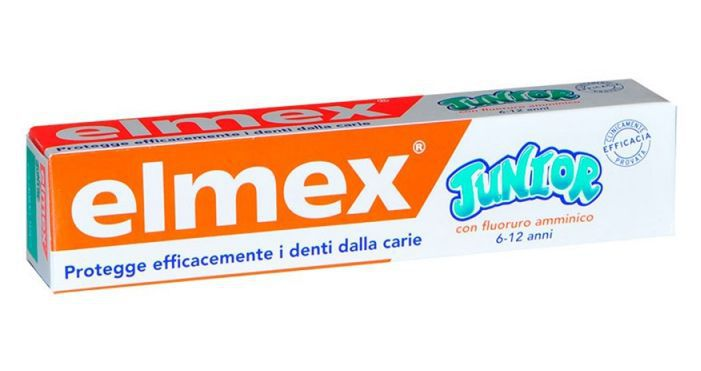 DENTIFRICIO ELMEX JUNIOR 75ml 1pz