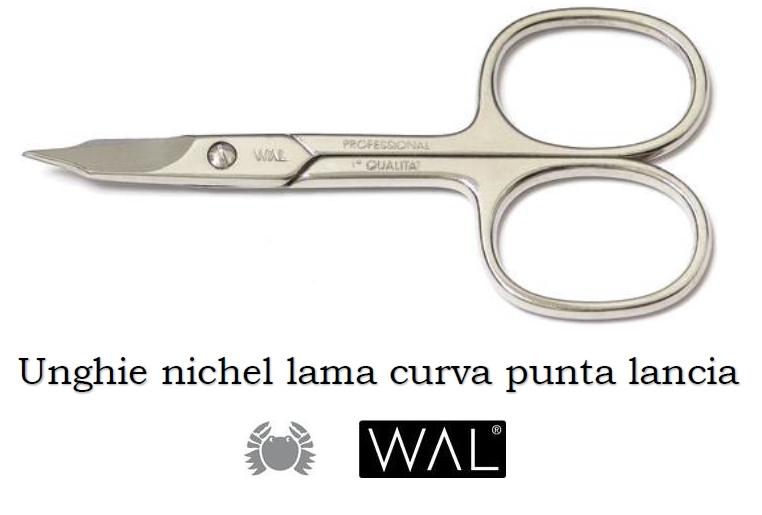 FORBICE WAL FORBICE 650 UNGHIE 1pz PUNTA LANCIA