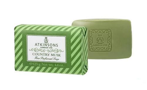 SAPONE SOLIDO ATKINSONS 125ml COUNTRY 1pz