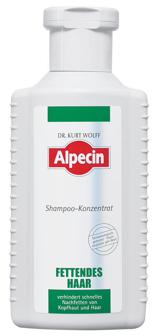 SHAMPOO ALPECIN 200ml CONC GRASSI 1pz - C6