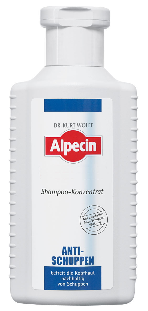 SHAMPOO ALPECIN 200ml CONC FORFORA 1pz - C6