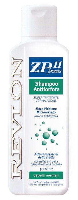 SHAMPOO REVLON ZP11 SH 400ml ANTIFORFORA CAPELLI NORMALE VERDE - C12
