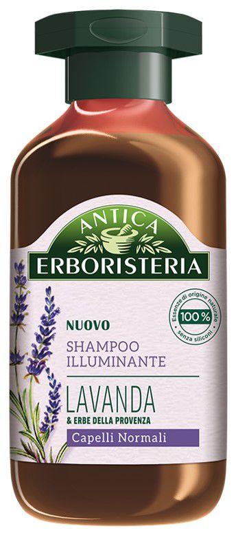 SHAMPOO ANTICA ERB 250ml LAVANDA NORMALI 1pz - C12