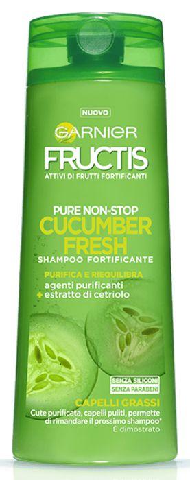 SHAMPOO FRUCTIS 250ml CUCUMBER FRESH 1pz GRASSI  - C12