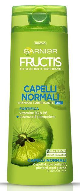 SHAMPOO FRUCTIS 250ml CAPELLI NORMALI 1pz 2IN1 - C12