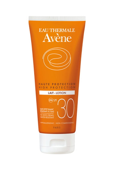 SOLARI AVENE LATTE 100ml FP30