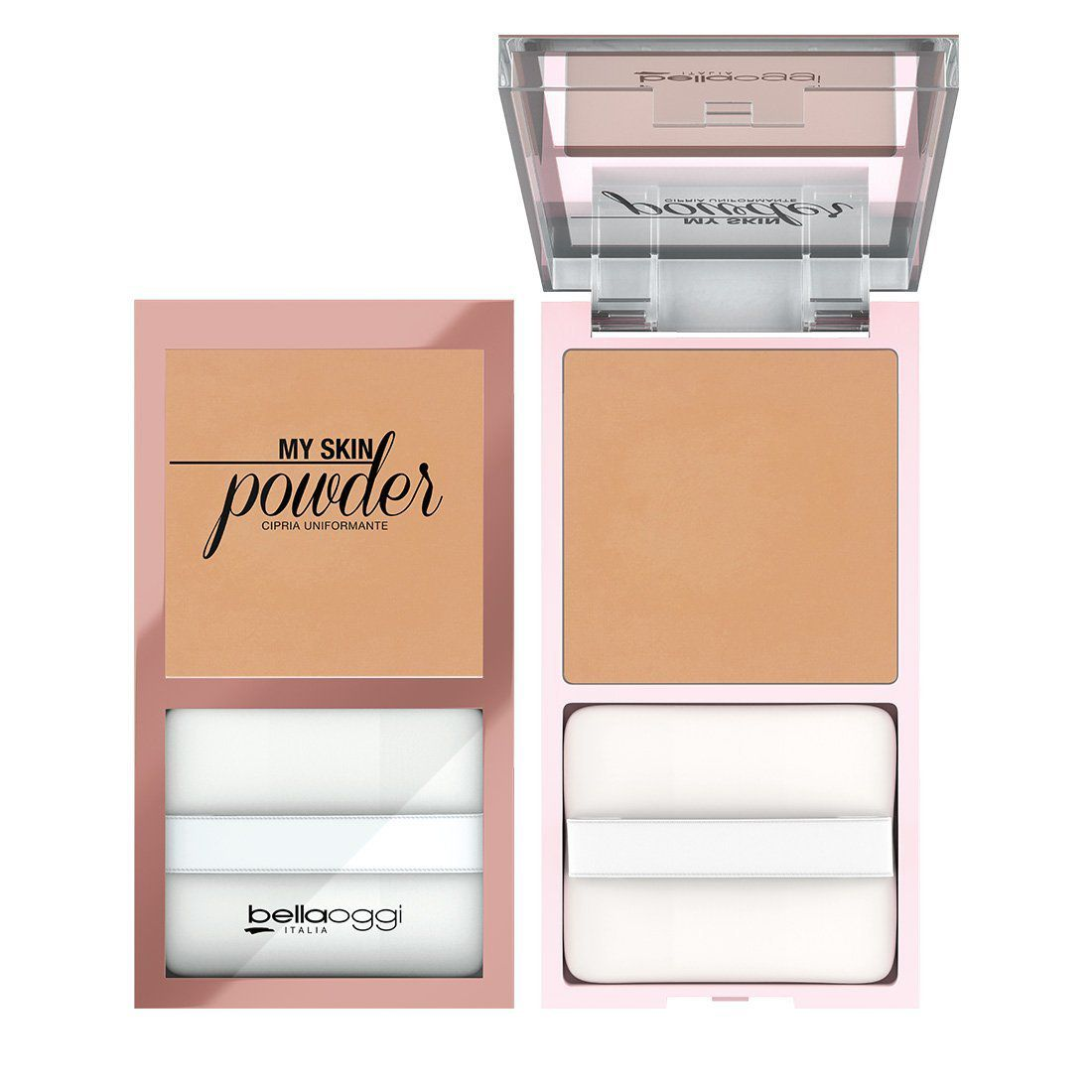 CIPRIA BELLA OGGI MY SKIN POWDER 04 SUNSET TOUCH C4