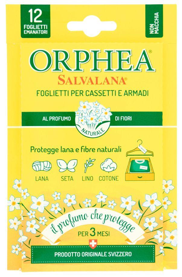 PROFUMATORE ORPHEA SALVA CASSETTI ARMADI 1x12pz FIORI
