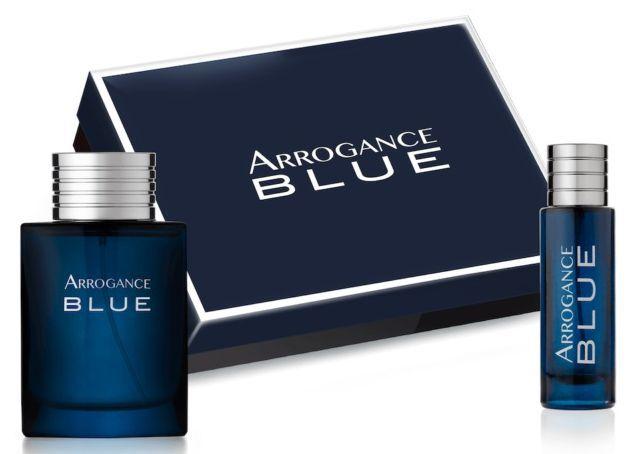 COFANETTO ARROGANCE BLUE H etv 100+etv