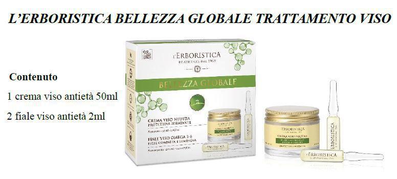 COFANETTO ERB   COF BELLEZZA GLOBALE TRATT VISO C6