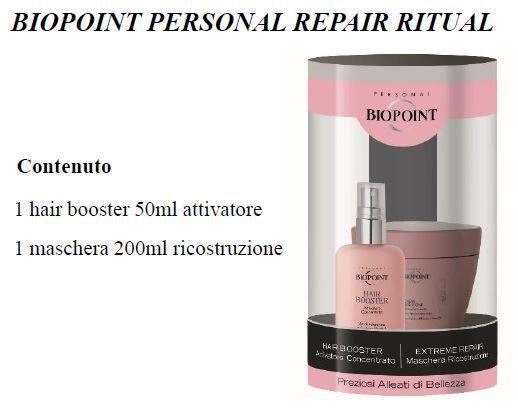 COFANETTO BIOP COF RITUAL REPAIR H BOOSTER 50+MASCH 200 C3