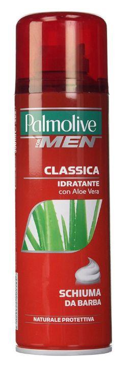 SCHIUMA DA BARBA PALMOLIVE CLASSICA ROSSA 300ml 1pz - C12