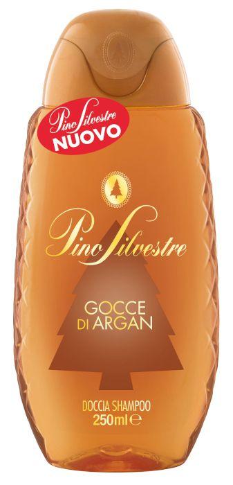 DOCCIASCHIUMA PINO SILVESTRE GOCCE ARGAN 250ml 1pz