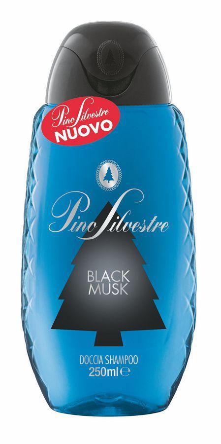 DOCCIASCHIUMA PINO SILVESTRE 250ml 1pz BLACK MUSK - C12