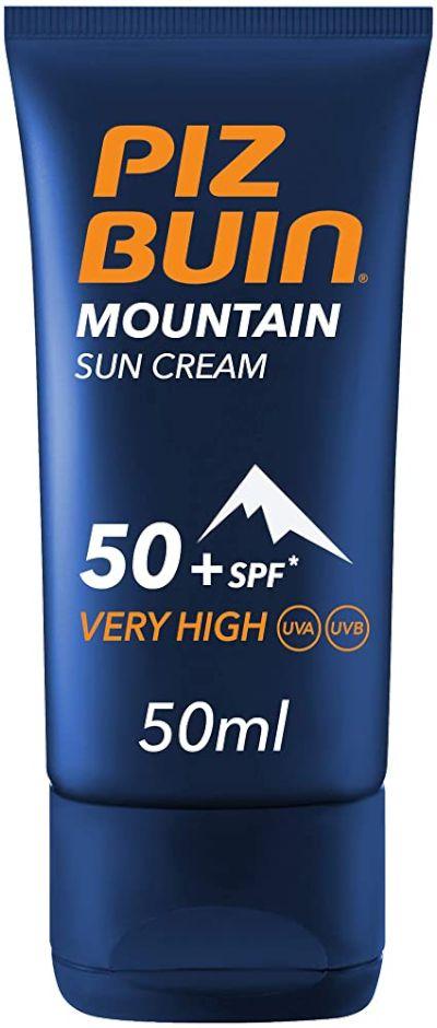 SOLARI PIZ BUIN MOUNTAIN CREAM SPF50+ 50