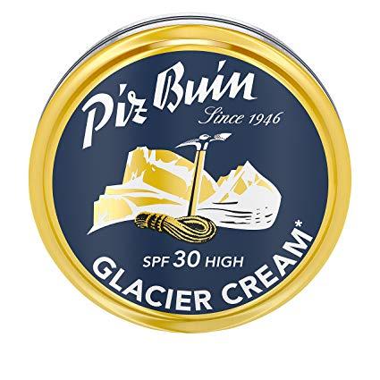 SOLARI PIZ BUIN MOUNTAIN GLACIER CREAM - C8
