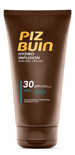SOLARI PIZ BUIN HYDRO INFUSION GEL CORPO 150ml FP30 - C6