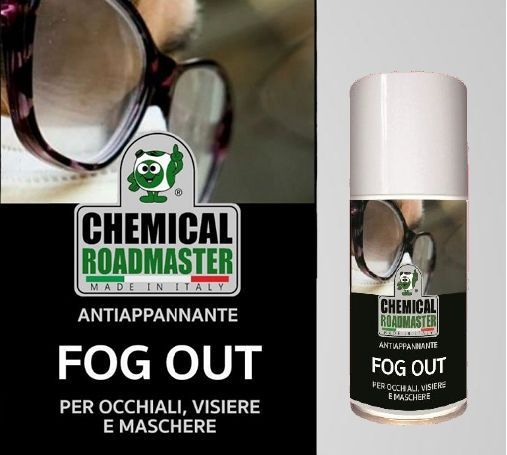 ANTIAPPANNANTE SPRAY FOGOUT KIT 15pz 100ml