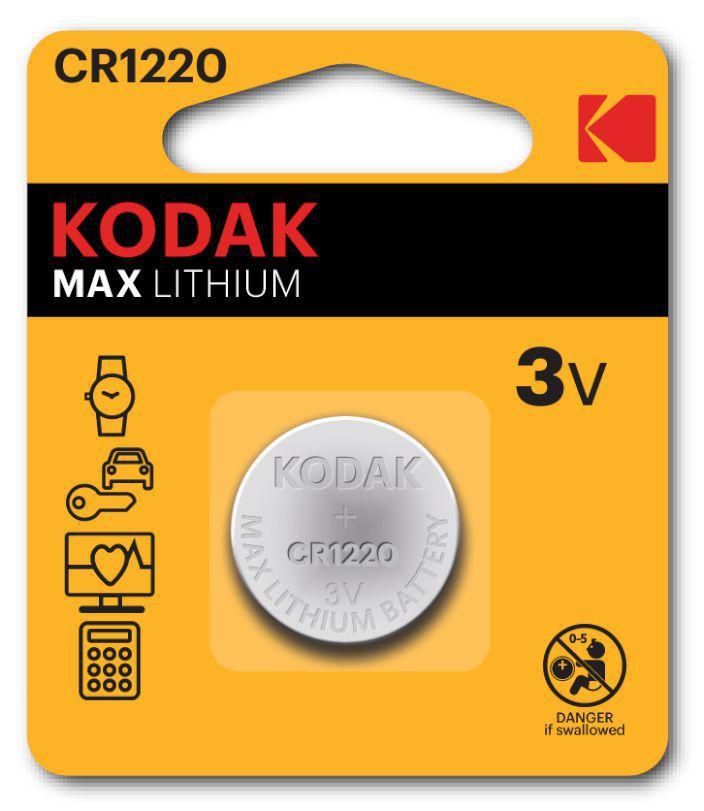 PASTIGLIE KODAK 1220 1 x2pz - LITHIUM