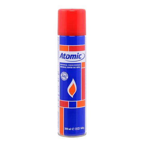 GAS ATOMIC 300ml 1pz UNIVERSAL