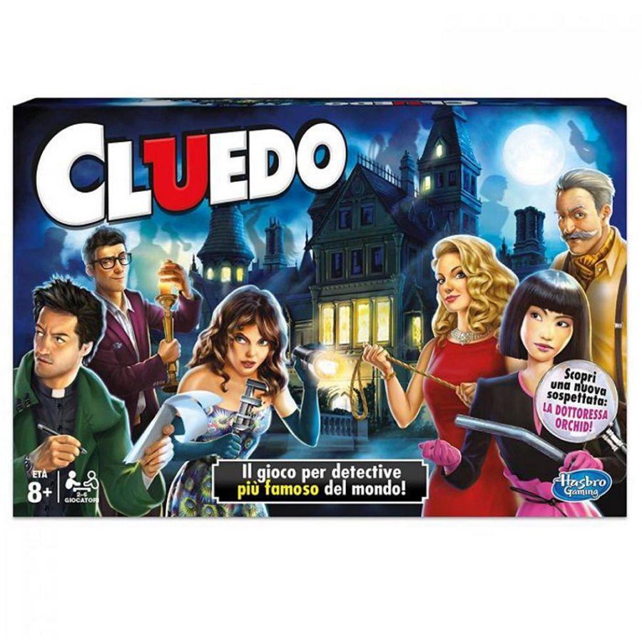 GIOCHI MB CLUEDO classic 1pz