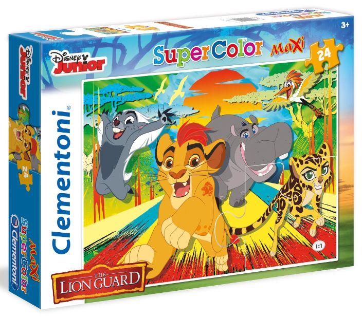 GIOCHI PUZZLE 24pz LION GUARD