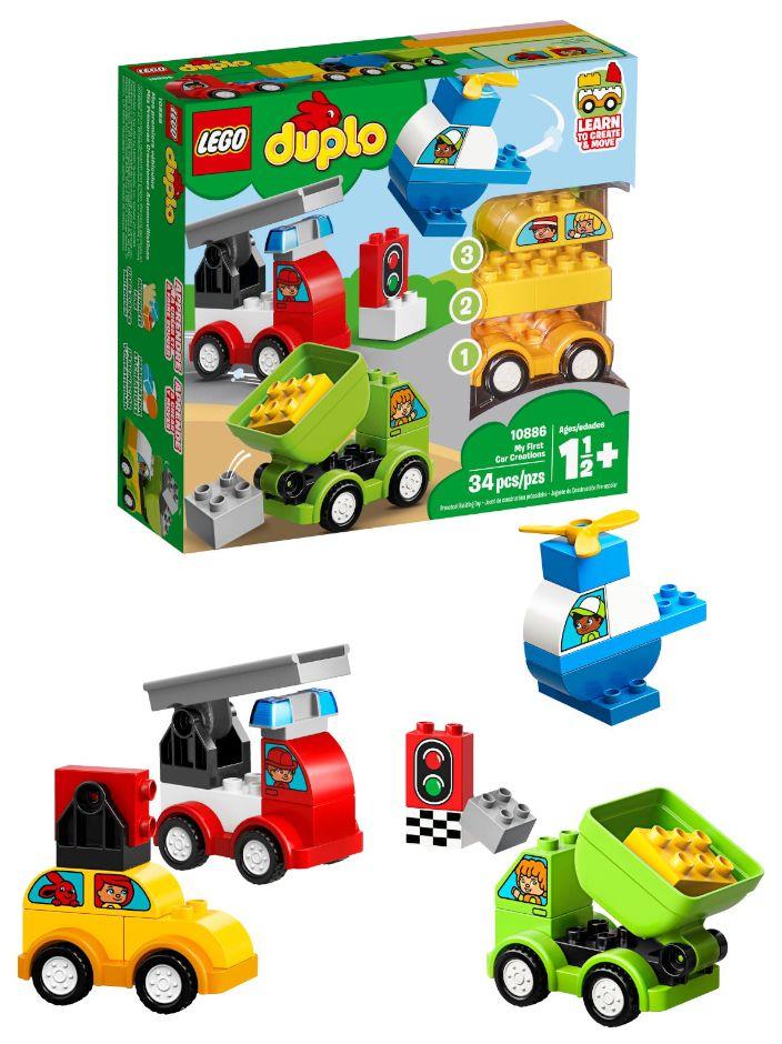 GIOCHI LEGO I MIEI PRIMI VEICOLI