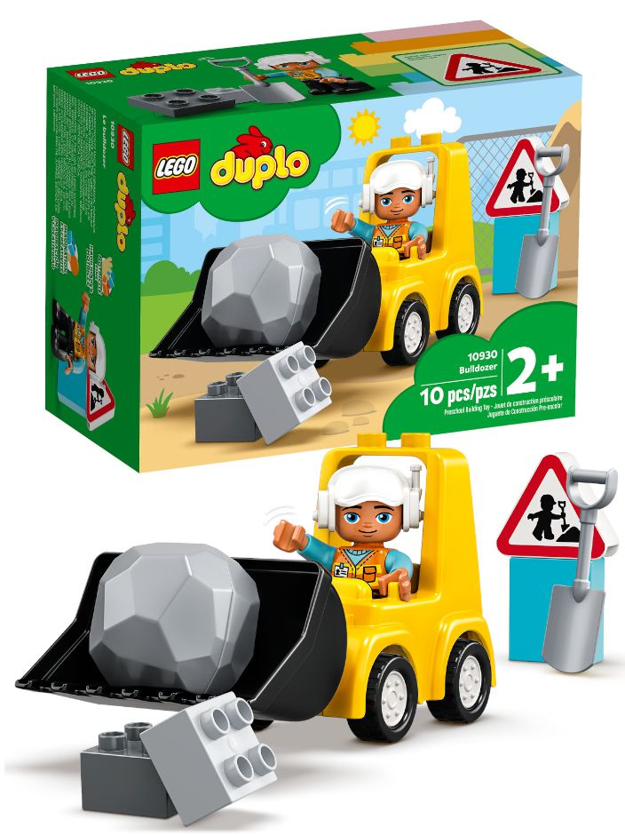 GIOCHI LEGO BULDOZER 1pz