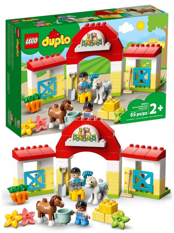 GIOCHI LEGO MANEGGIO