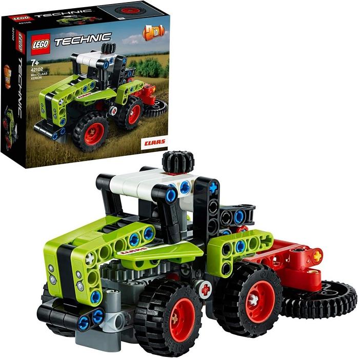 GIOCHI LEGO MINICLAAS XERION 1pz