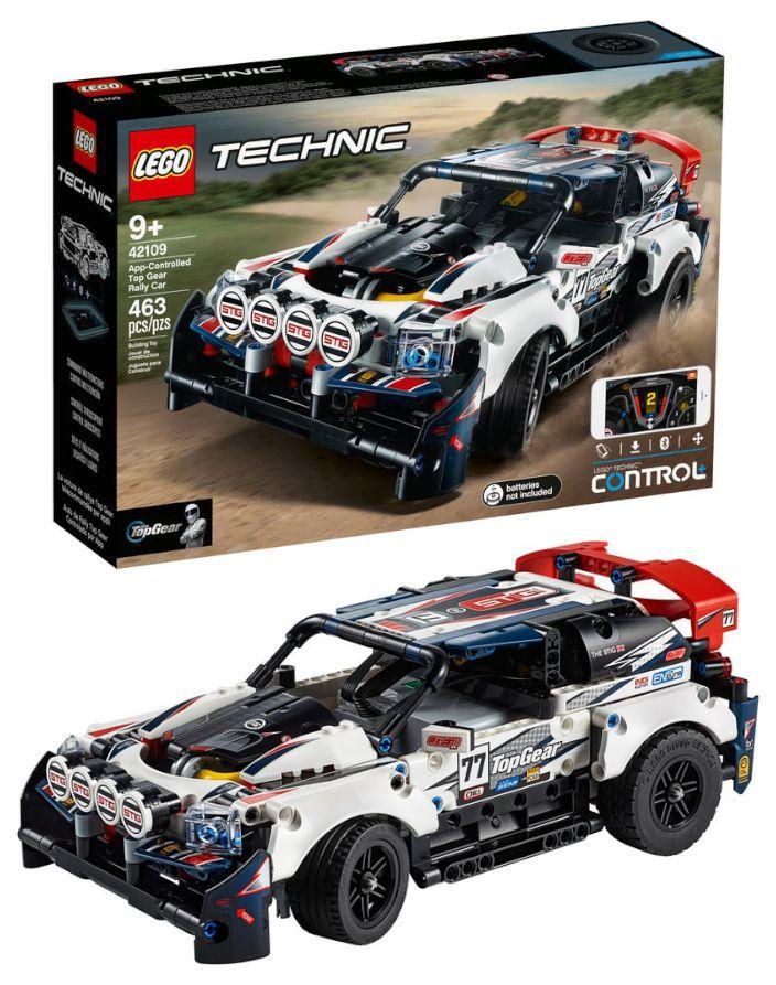 GIOCHI LEGO AUTO DA RALLY