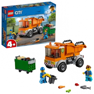 GIOCHI LEGO CAMION IMMONDIZIA