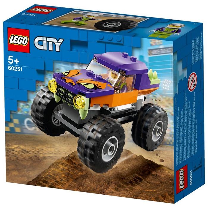 GIOCHI LEGO CAMION MOSTRO 1pz