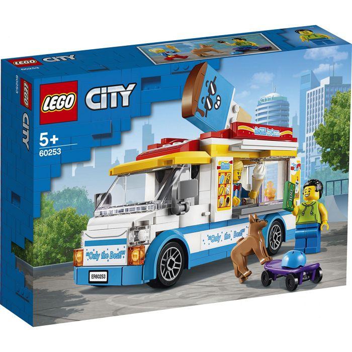 GIOCHI LEGO FURGONE DEI GELATI 1pz