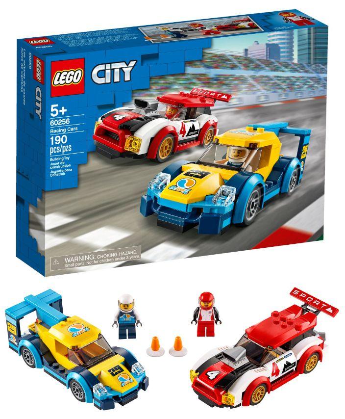 GIOCHI LEGO AUTO DA CORSA 1pz