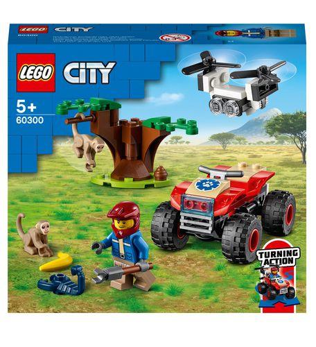 GIOCHI LEGO ATV SOCCORSO ANIMALE