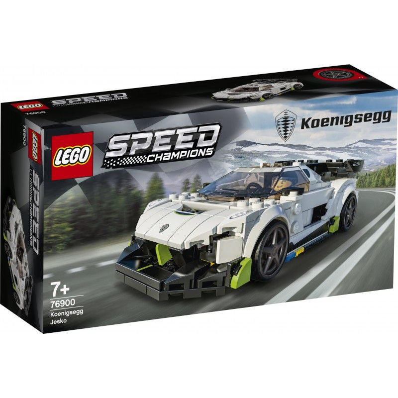 GIOCHI LEGO AUTO KOENIGSEGG