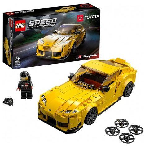 GIOCHI LEGO AUTO TOYOTA SUPRA